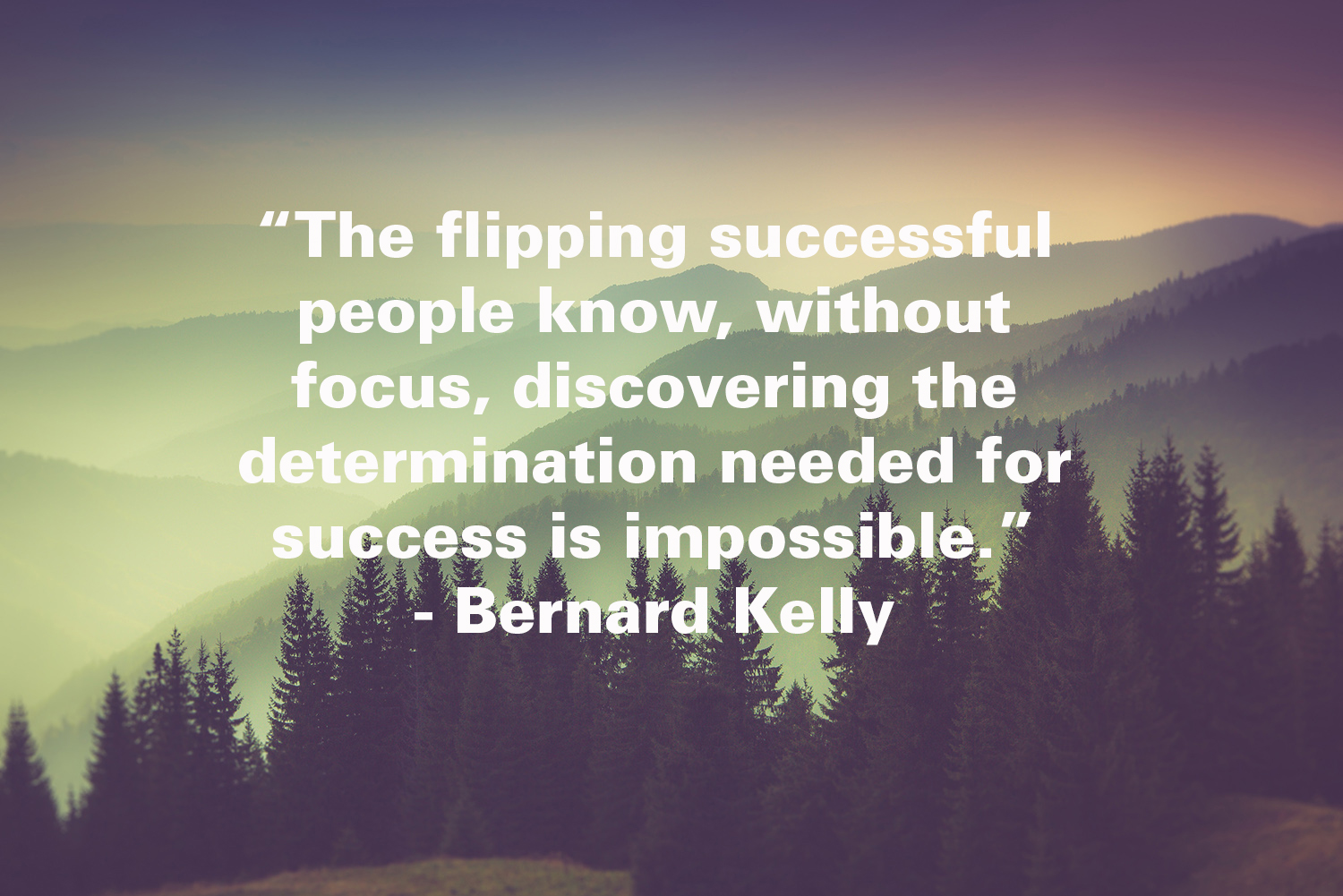 Discover Your Determination…